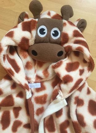 Тёплая пижама боди marks & spenser