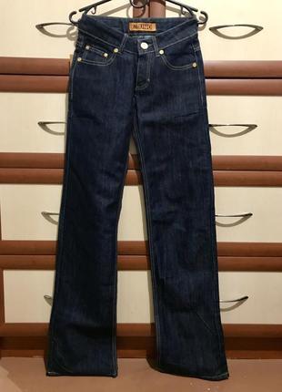 🌎необычные джинсы со стразами