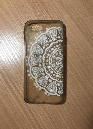 Чехол на iphone 5, 5s, se айфон