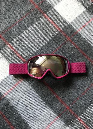 Scott очки лыжные оригинал для сноуборда