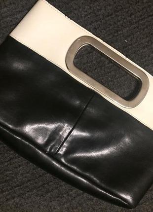 Jane norman сумка клатч в стиле ретро