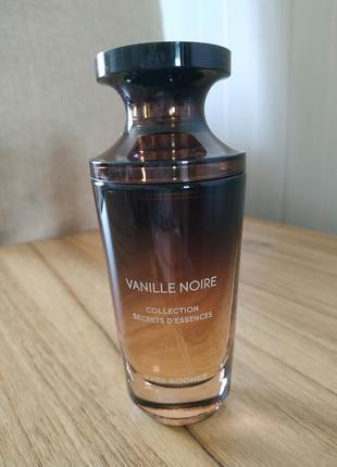 Оригінальна туалетна вода  vanille noire yves rocher