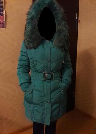 Куртка зимняя м размер.