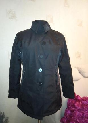 Теплая стеганная куртка, wellensteyn, ветронепродуваемая, водонепроницаемая
