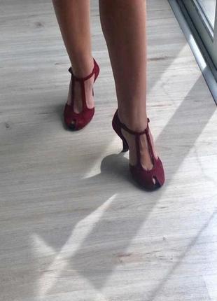 Туфли для танцев, латины