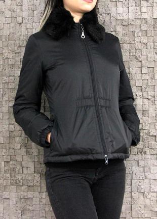 Крутая зимняя куртка dkny (оригинал)