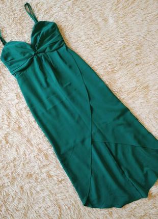 Женское платье миди h&m