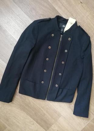 H&m пальто, кардиган, ромпер, бомбер, пиджак, жакет