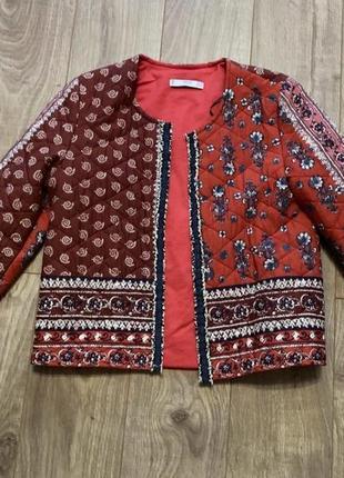 Пиджак жакет блейзер куртка кардиган этно