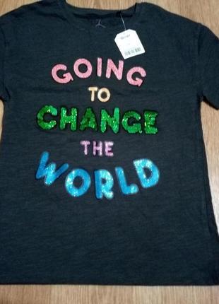 Новая футболка от next.