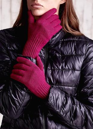 17-169 в'язані рукавички вязанные перчатки