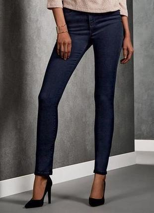 Модные стрейчевые джинсы slim fit.esmara/германия.евро 40.42.наш 46-48-50