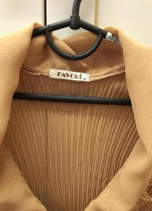 Блузка favori
