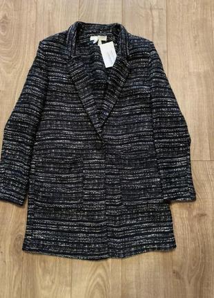 Пиджак пальто кардиган жакет накидка вязаный