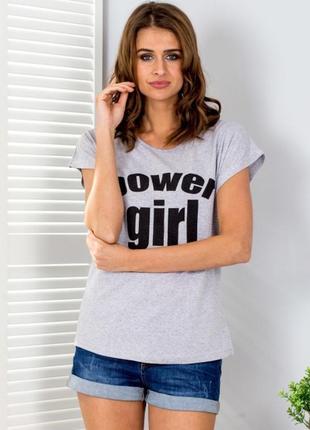 Женская футболка 17140