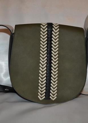 Стильная сумка кросс боди marks&spencer