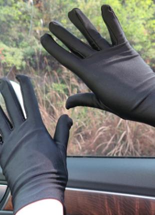 7-5 жіночі рукавички женские перчатки весенне - летние перчатки