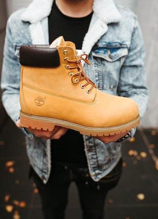 Стильные ботинки ❄️ timberland ginger ❄️ на меху
