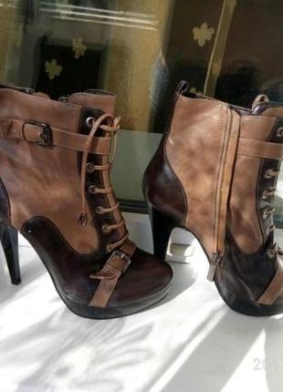 Ботинки женские новые р. 37