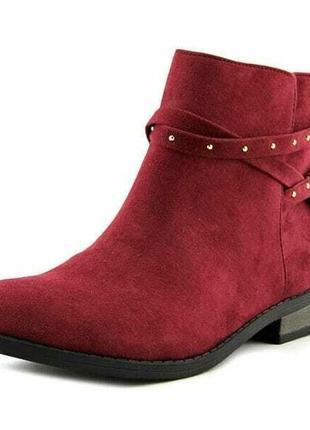 Модні черевики jessica simpson р.2us наш 33. оригінал із сша. ботинки джессика симпсон