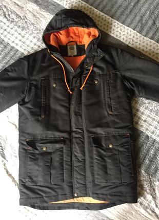 Парка, куртка м-л. состояние новой