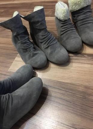 Ботинки, ботильоны осень/весна новые р. 38 и 39
