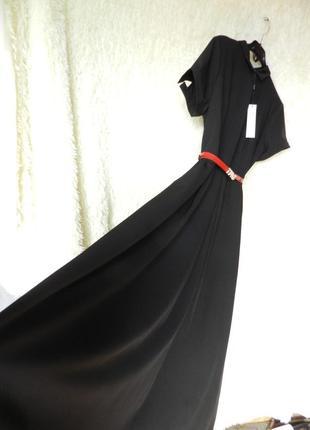 ✅ платье с поясом