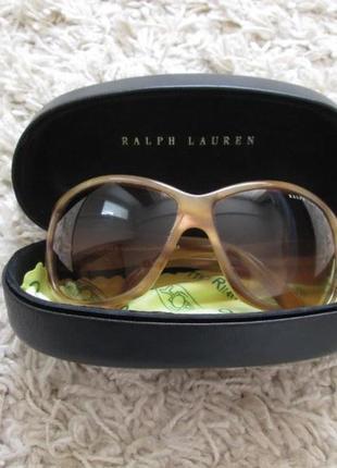 Женские солнцезащитные очки ralph lauren
