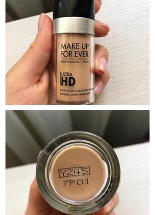 Тональный крем make up for ever