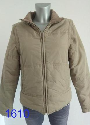 H&m детская куртка/безрукавка.