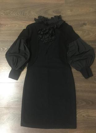 Нарядное платье мини