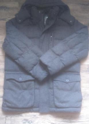 Теплая мужская куртка biaggini