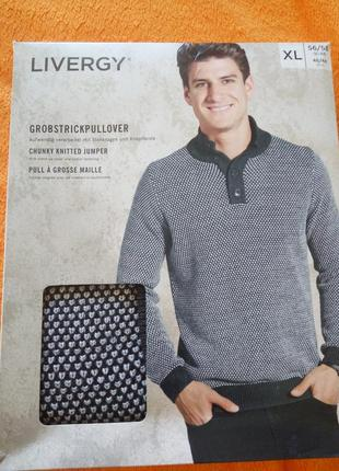 Новый свитер, кофта livergy