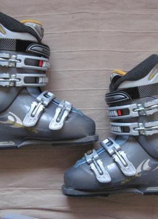 Salomon performa cf (37,5) горнолыжные ботинки женские