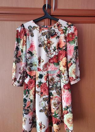 Шикарное платье для девочки-подростка