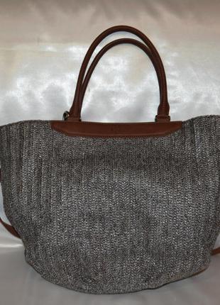 "Плетеная сумка marc o""polo, оригинал"