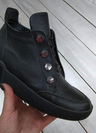 Демисезонные ботинки evro moda