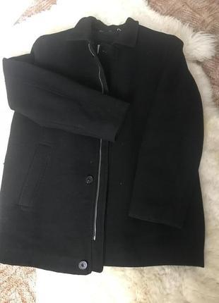 Мужское кашемировое зимнее пальто