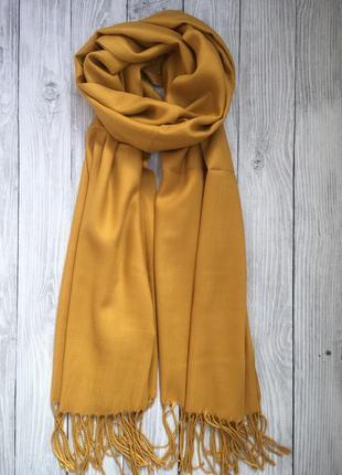 Стильный шарф-палантин