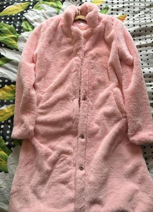 Пальто teddy bear