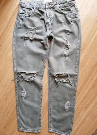 Стильные брендовые  джинсы