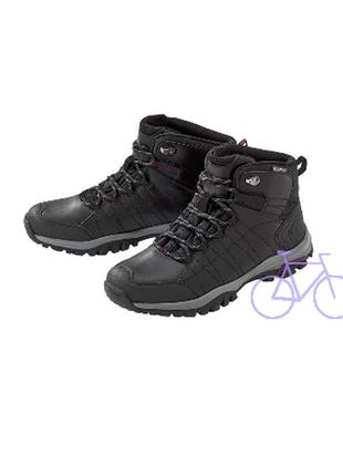 Трекинговые ботинки waterproof crivit air-streamsys anatomic eur 41 uk 7,5