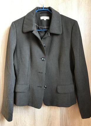 Приталенный красивый пиджак next