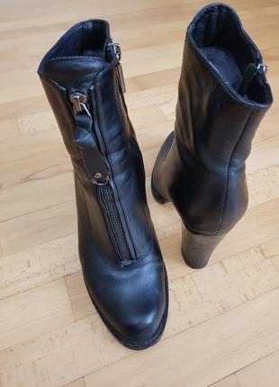 Брендовые ботинки basconi