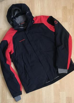 Mammut drytech ski jacket лыжная куртка