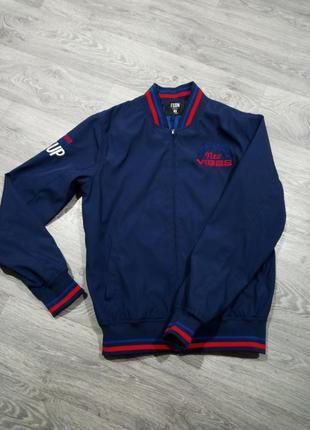 Распродажа! куртка бомбер олимпийка fsbn