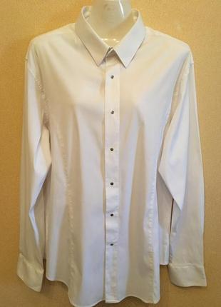 Белая рубашка carven