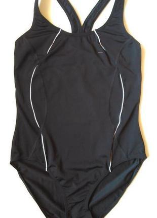 16-18 m&s брендовый спортивный цельный купальник для бассейна