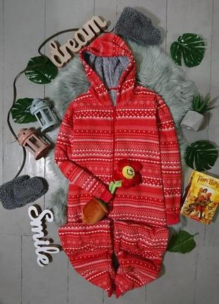 Тёплая флисовая пижама кигуруми №1max
