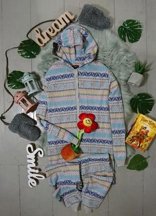 Актуальная трикотажная пижама кигуруми №2max.